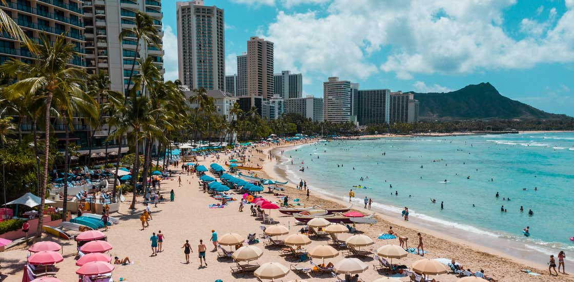Beaches In America